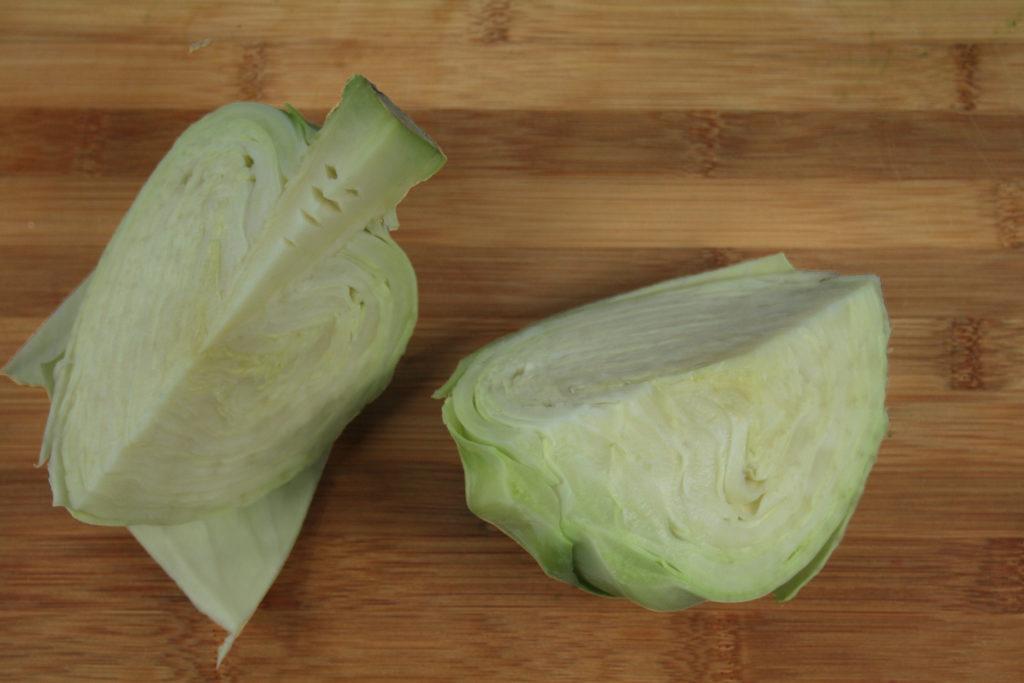 chou lacto fermenté choucroute zero dechet une julie verte
