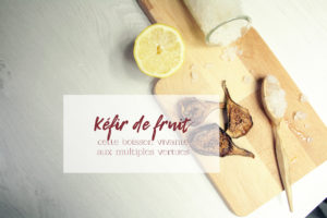 kefir de fruit