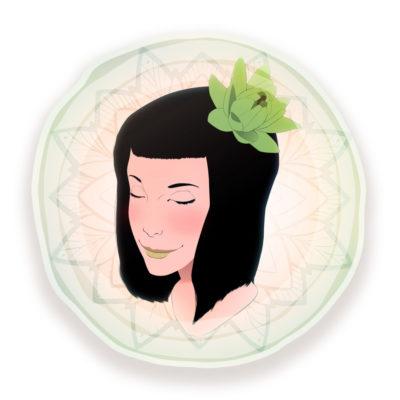 avatar une julie verte