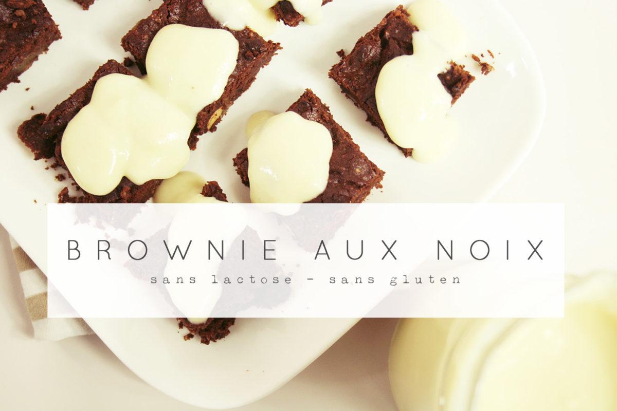 brownie noix une julie verte