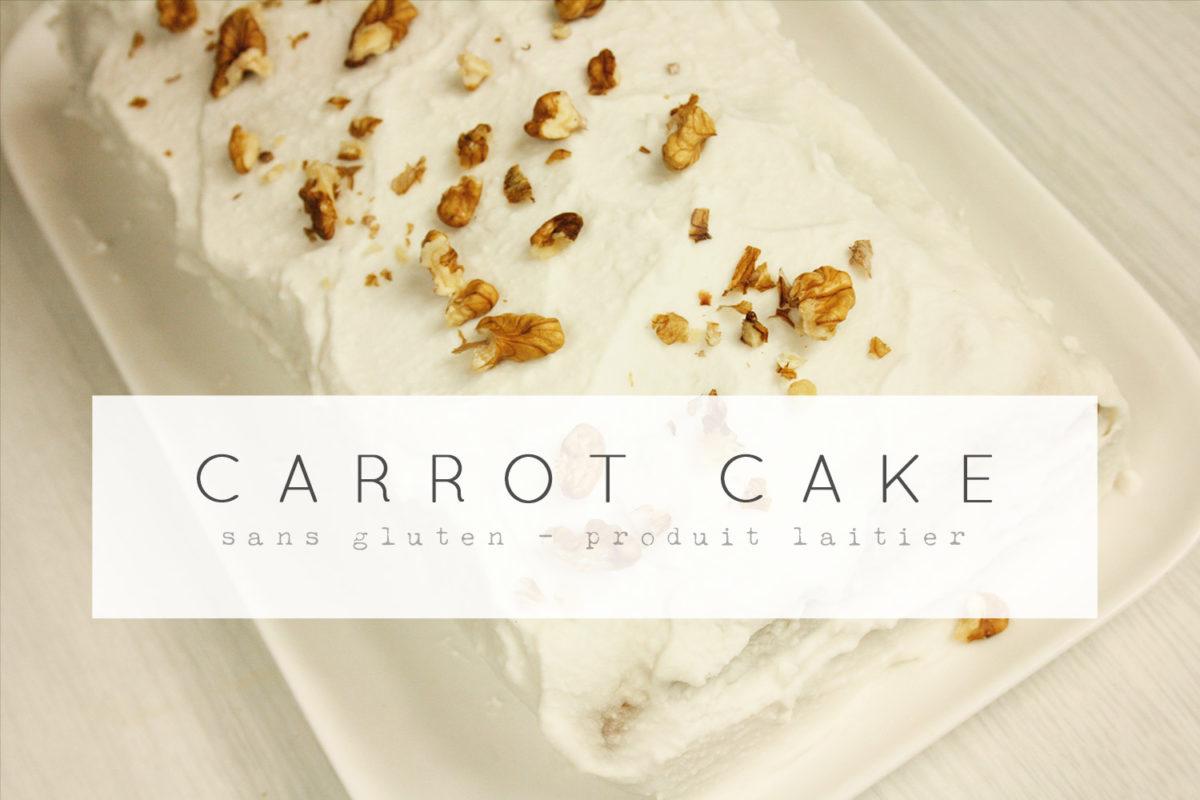 carrot cake vitaliseur