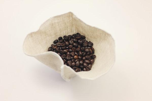 filtre café lavable bio zero dechet une julie verte