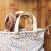 sac à pain bio lavable zéro déchet une julie verte