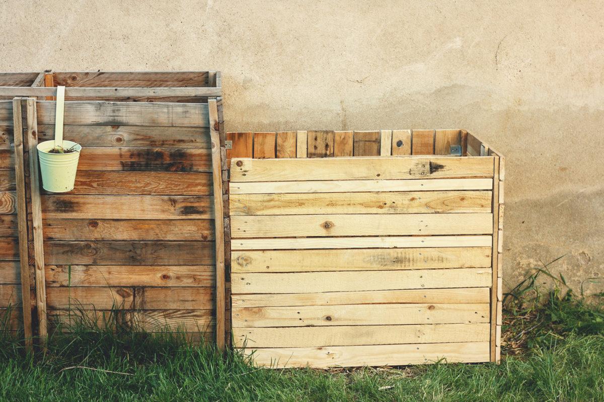 Compost jardin zéro déchet une julie verte