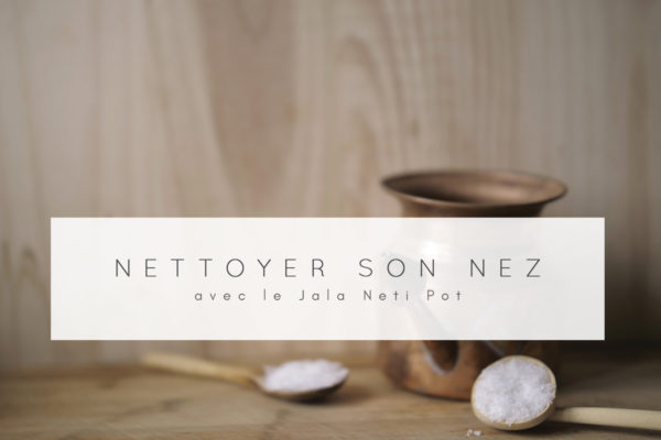 nettoyer son nez jala Neti pot lota